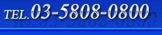 03-5808-0800